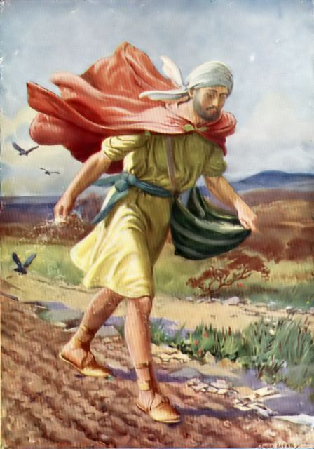 Parable of the Sower – Children's Church