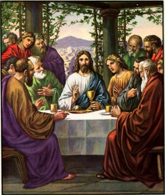 the last supper children s church