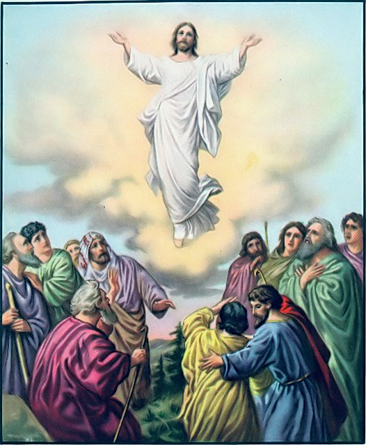 The Ascension – Children's Church