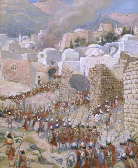 the battle of jericho children s church