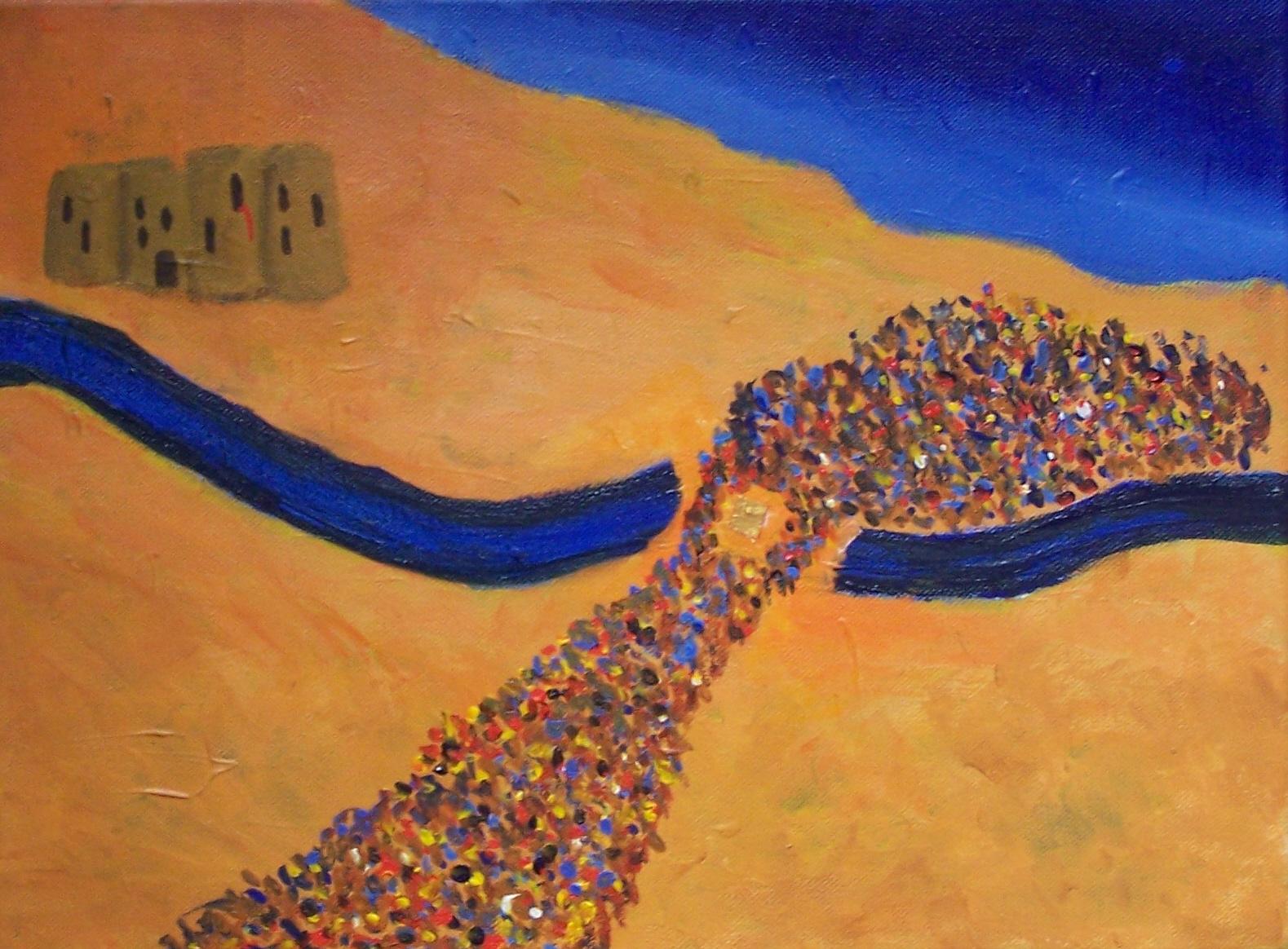 Crossing The Jordan Children S Church