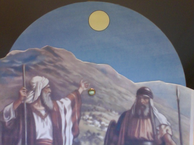The Day the Sun Stood Still – Children's Church