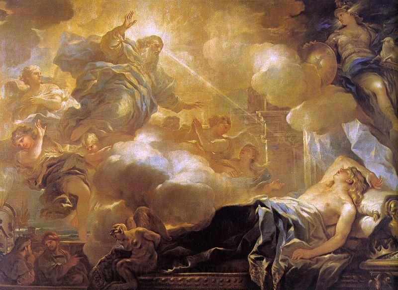 god appeared to solomon in a dream at