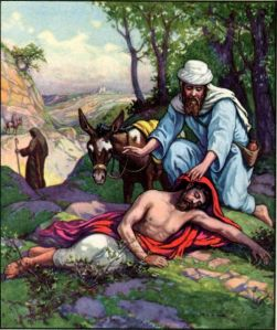 The Good Samaritan Luke 10:30-34
