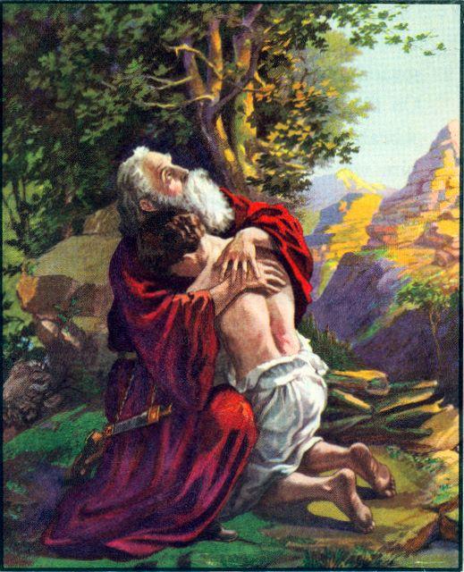 Genesis 22: The Binding of Isaac